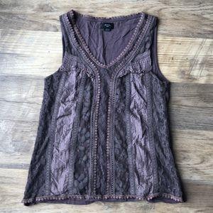ANTHROPOLOGIE - Deletta sleeveless top
